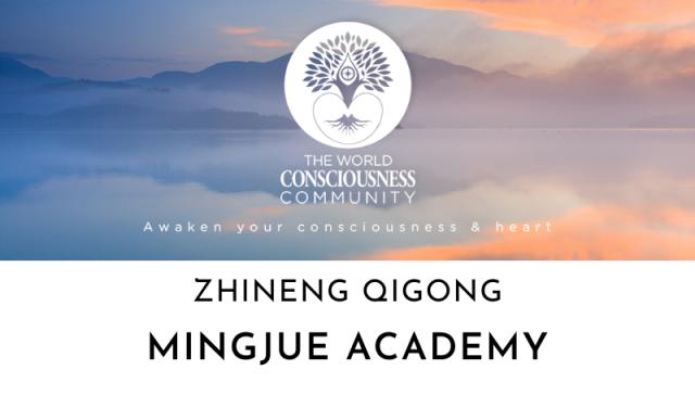 Zhineng Qigong Mingjue ACADEMY logo